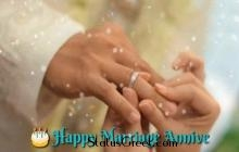 Happy Marriage Anniversary In English