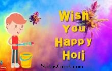 Holi Festival English Message Best Holi Wishes Video