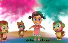 Holiyo Me Ude Re Gulal Best Happy Holi Status Video
