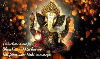 Aala Re Aala Ganesha Status Video