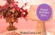 Happy Birthday Status For Besties And Friend Video