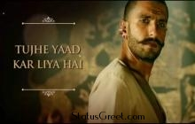 Tujhe yaad kar liya hai WhatsApp Video Status