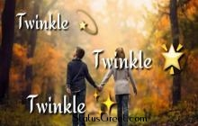 Twinkle Twinkle - Bilal Saeed Punjabi Status video  for whatsapp