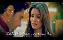 Bheed Main Tanhaai Mein-Heart Touching WhatsApp Status Video