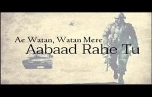 Ae watan mere watan , Independence Day Whatsapp Video