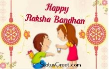 Raksha bandhan special WhatsApp video status