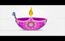Diwali Special Whatsapp Status Video animation