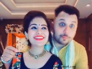 Husband and wife comedy tik tok video download