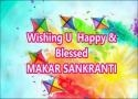 Happy Makar Sankranti whatsapp video Status
